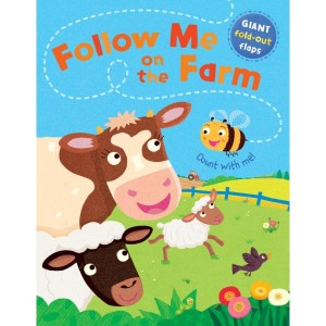 Little Tiger Press – Follow Me on the Farm