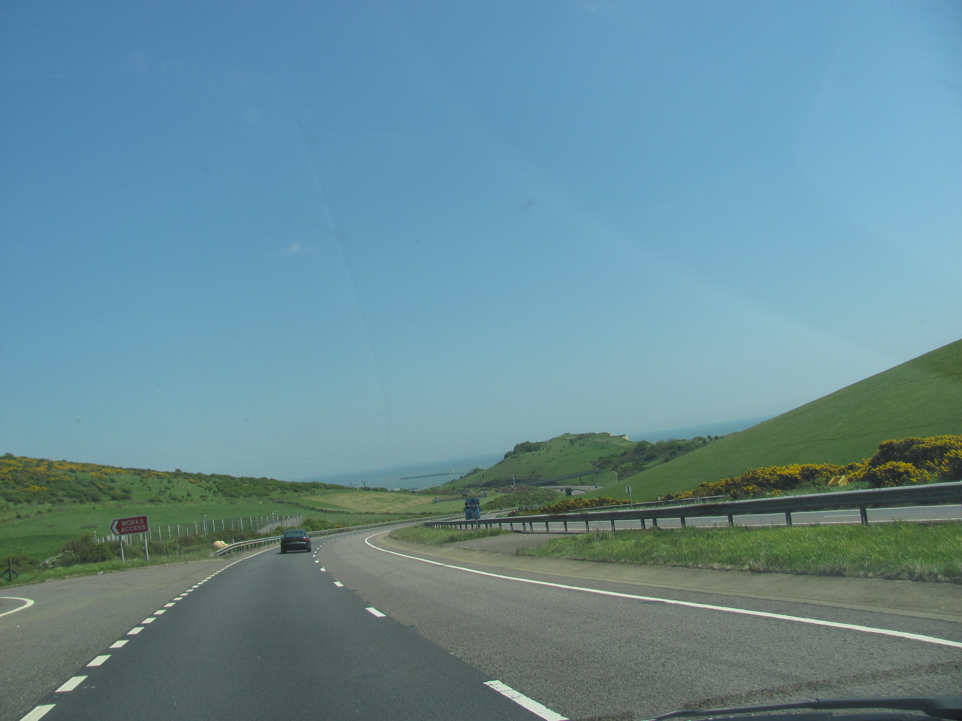 on the road to dover