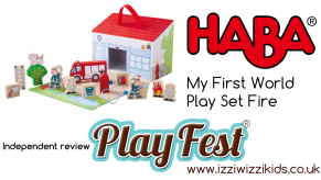 Review: Haba My First World Fire Play Set