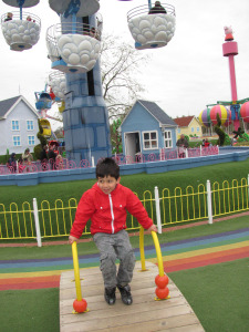 Peppa Pig World & Paulton's Park