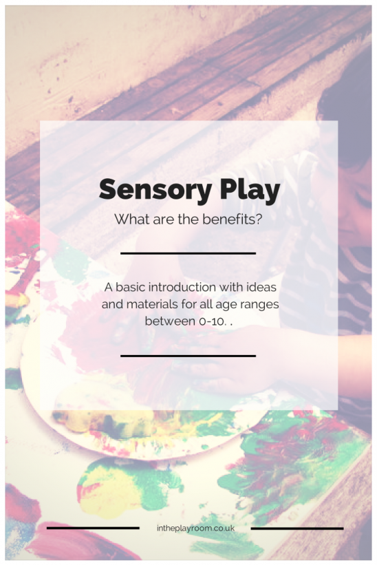 What is Sensory Play, and What are the Benefits?