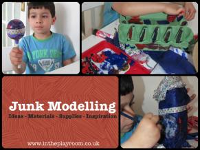 Junk Modelling