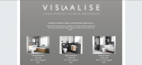 Utopia Bathrooms – Visualise