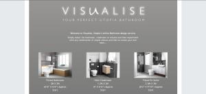 Utopia Bathrooms – Visualise