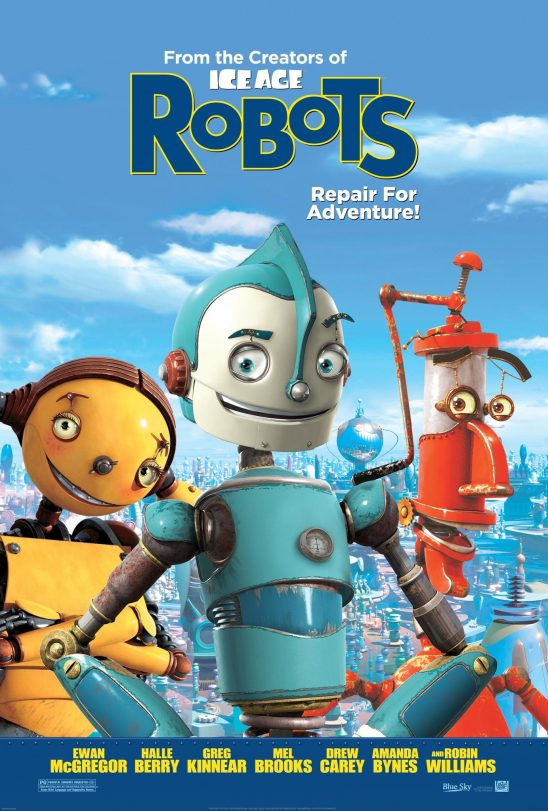 Review – Robots Bluray