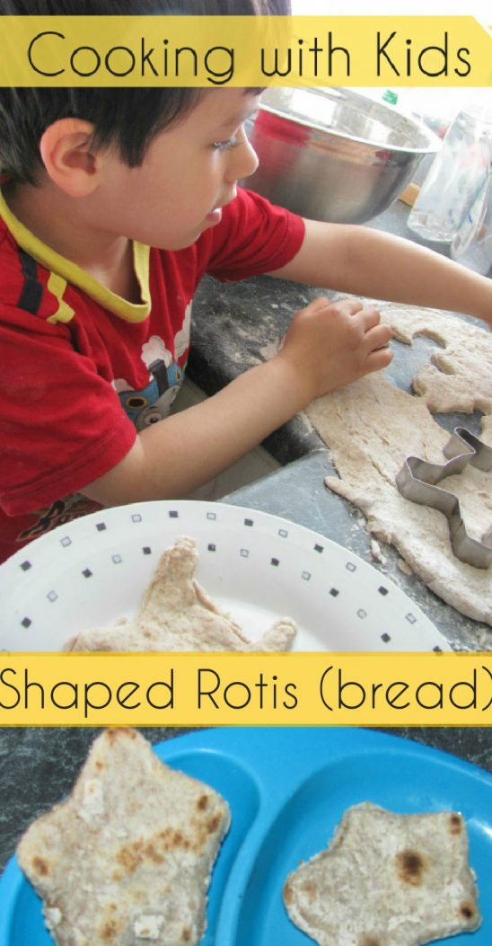 Roti Making Activity