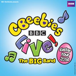 CBeebies Live! The Big Band