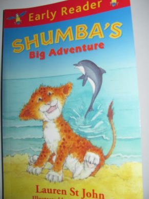 'Shumba's Big Adventure' from Orion Books