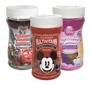 Disney Gummie Vitamins
