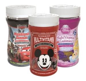 Disney Gummie Vitamins