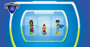 Herotopia – An Educational Virtual World for Children
