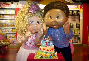 Cabbage Patch 30 Years Birthday Party
