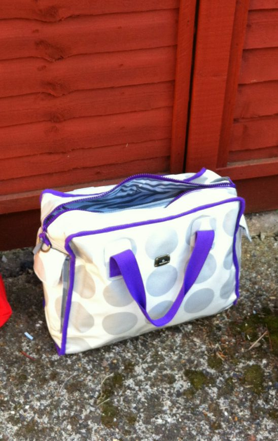 Caboodle Fun and Funky Changing Bag