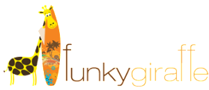 Funky Giraffe Clothes, and Shoes Giveaway