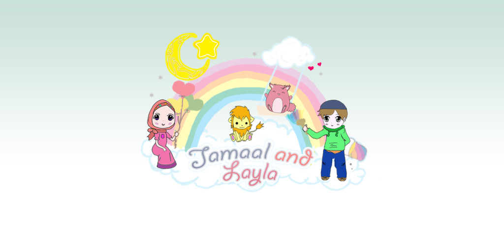 Jamaal & Layla – New characters for Muslim Kids!