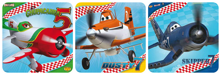 Ravensburger Puzzles – Disney Planes