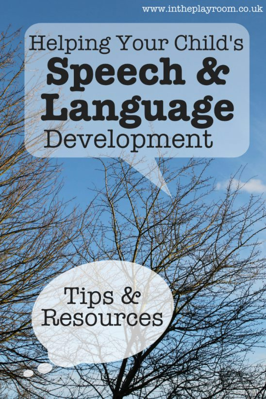 Helping Your Child's Speech and Language