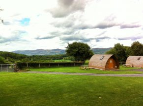 Our Wigwam in North Wales