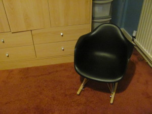 Eames Style Children's Rocking Chair – Review and Giveaway