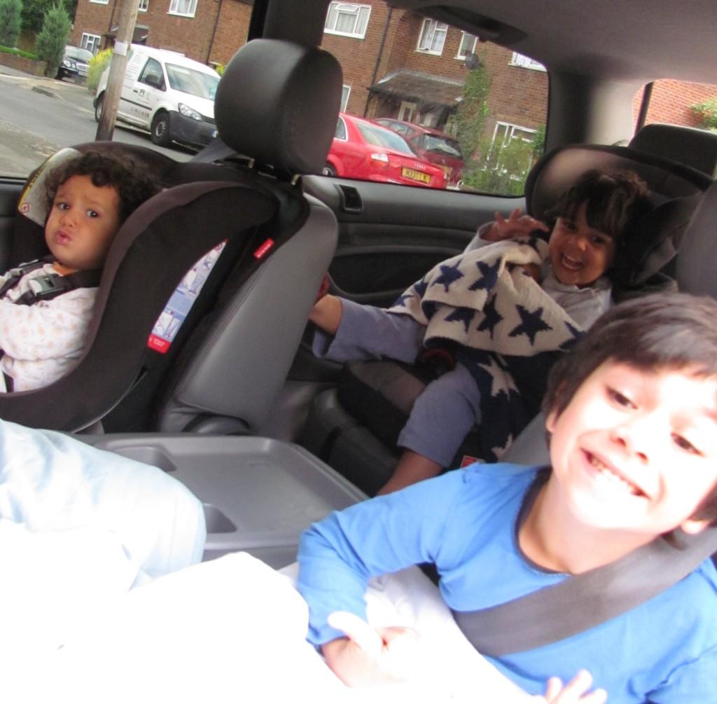 Back Seat Playground