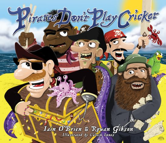 Pirates Don't Play Cricket Giveaway