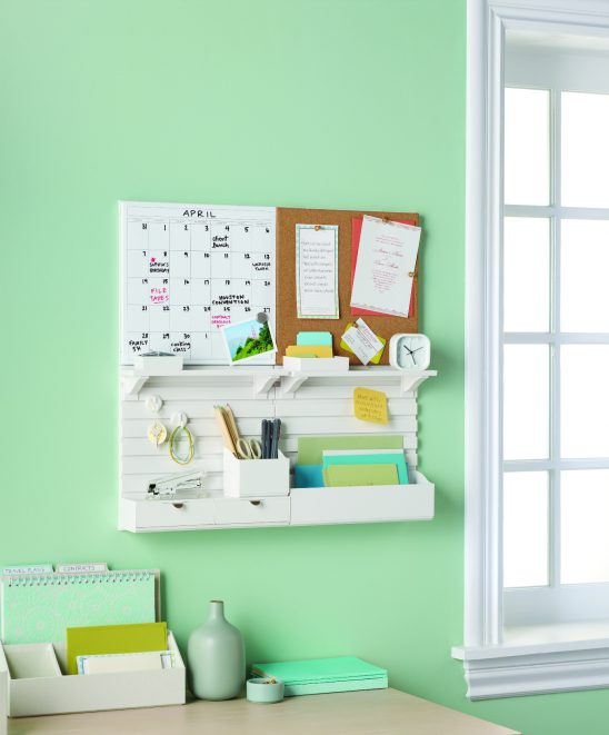 Martha Stewart Home Office Wall Organiser
