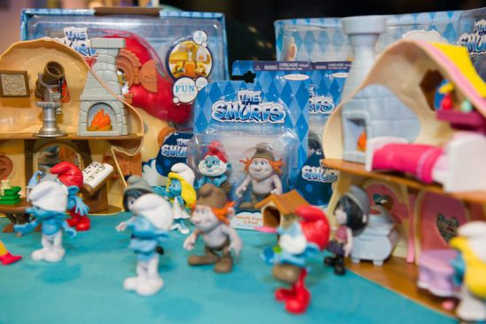 Smurfs 2 – The Movie and Launch of the New Toy Range