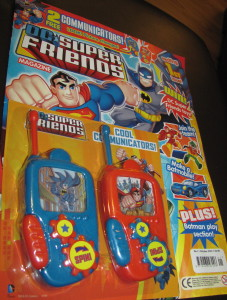 DC Super Friends Magazine