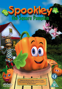 Spookley The Square Pumpkin – Review & Giveaway