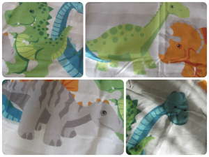 dinosaurbedding