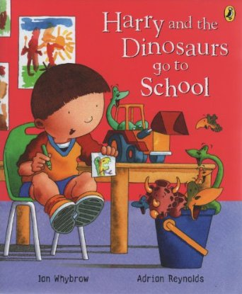 harrydinosaursschool