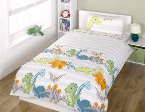 Home Space Direct – Toddler Bedding Review & Giveaway