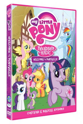 My Little Pony – Welcome to Ponyville