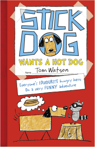 Stick Dog Wants a Hot Dog – Review & Giveaway