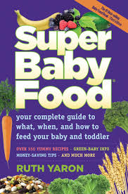 Super Baby Food – Review & Giveaway