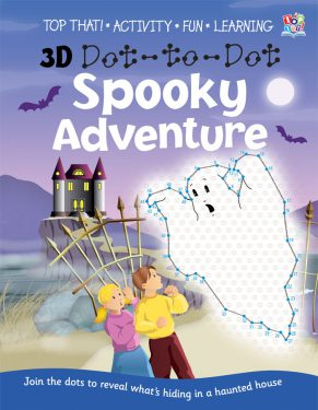 Halloween Activity Books from Top That!