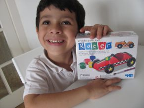 Create Your Own Racer from Hobbycraft