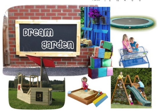 Tots100/Activity Toys Direct Dream Garden Makeover