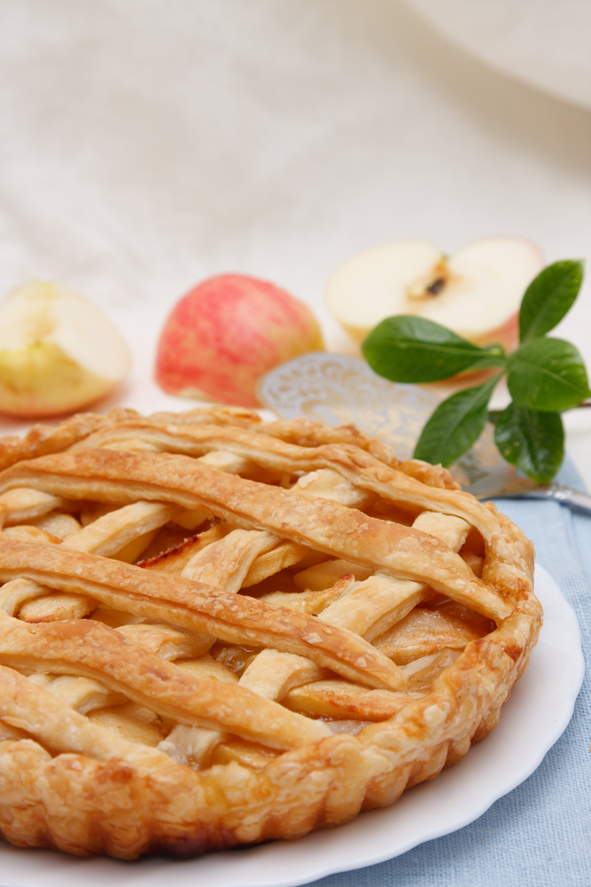 Simple Apple Pie Recipe and Ginger Apple Puds Recipe