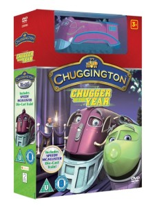 Chuggington – Chugger of the Year DVD