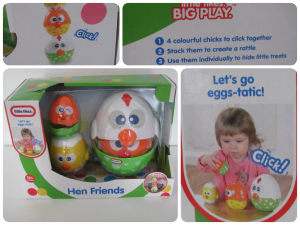 Little Tikes Hen Friends from Asda