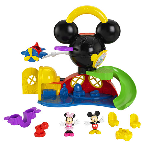 Mickey Mouse Clubhouse Toys from Fisher-Price