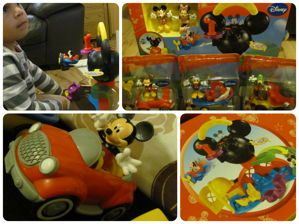 Best Mickey Mouse Toys : Mickey mouse clubhouse toys from fisher price in the