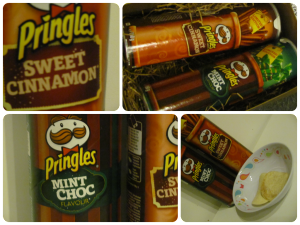 New Sweet Flavour Pringles
