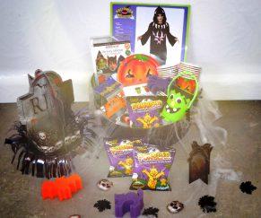 Pom-Bear Halloween Competition