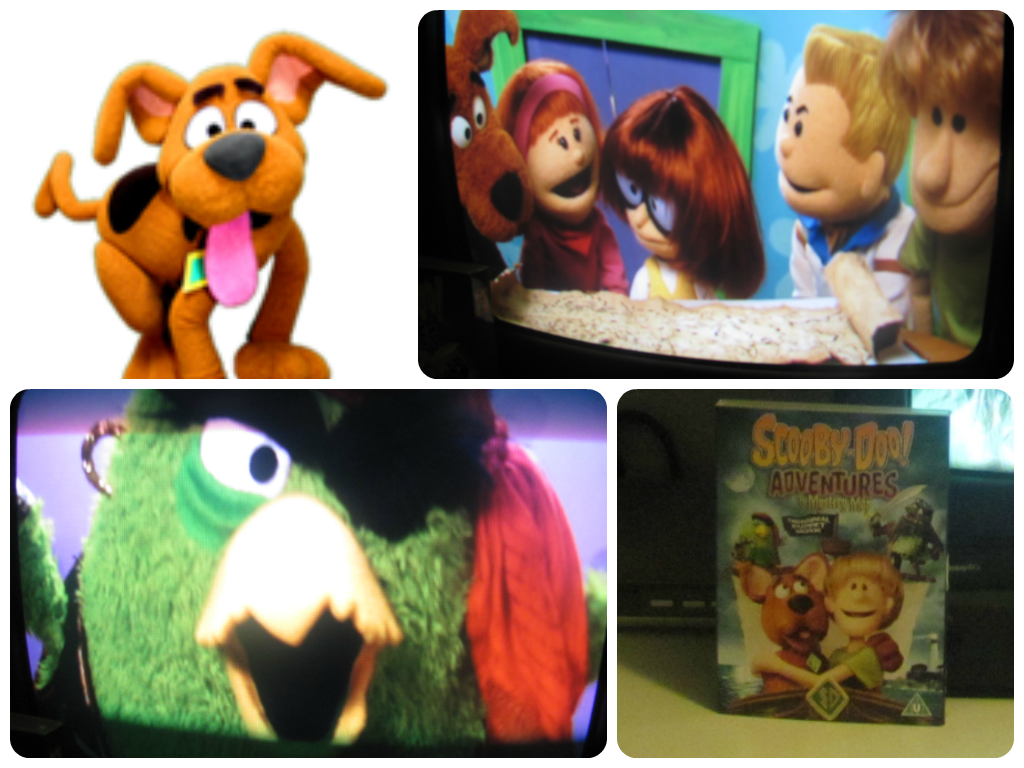 . scooby doo adventures  the mystery map  in the playroom