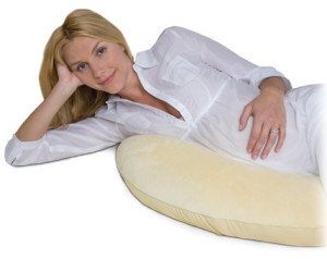 Theraline Plushy Moon Breastfeeding Pillow Giveaway