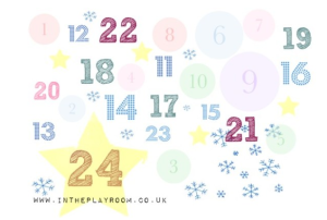 Advent Day 8 – A Full Set of Fruity Games from Bananagrams