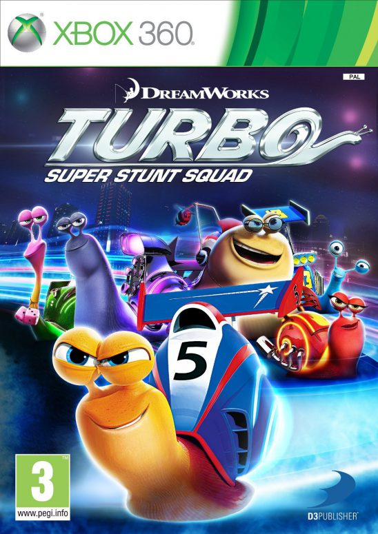 Turbo Super Stunt Squad for Xbox 360