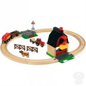 Brio Farm Railway Video Reviews
